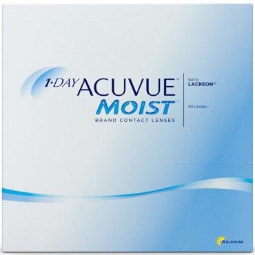 1-day Acuvue Moist (90) contactlenzen van www.interlenzen.nl