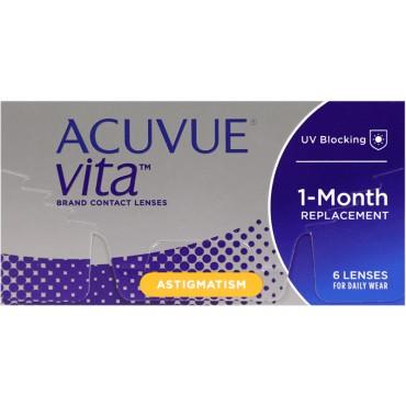 Acuvue Vita for Astigmatism (6) contactlenzen van www.interlenzen.nl