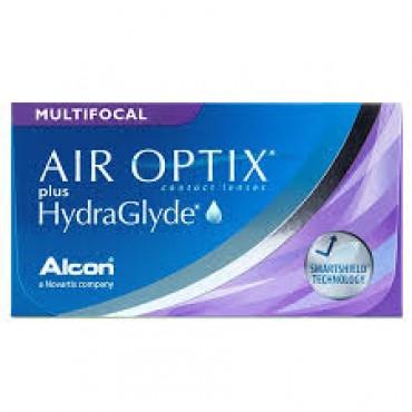 Air Optix Plus HydraGlyde Multifocal (3) contactlenzen van www.interlenzen.nl