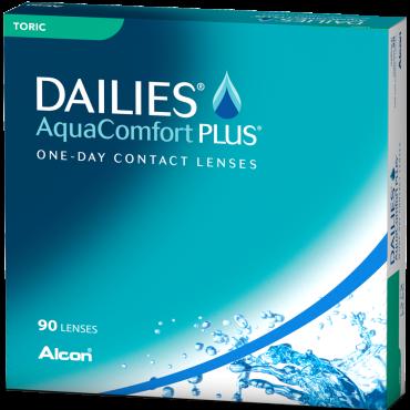 Dailies Aquacomfort Plus Toric (90) contactlenzen van www.interlenzen.nl