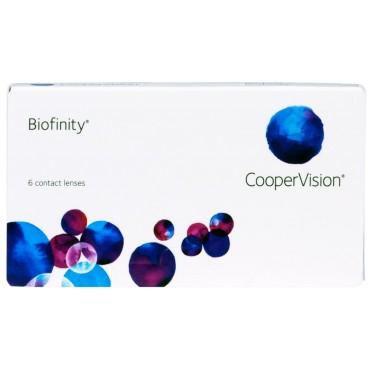 Biofinity (6) contactlenzen van www.interlenzen.nl