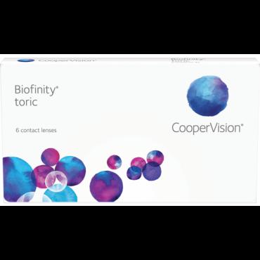 Biofinity Toric (6) contactlenzen van www.interlenzen.nl