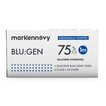 Blu:gen multifocal-toric (6) contactlenzen van www.interlenzen.nl