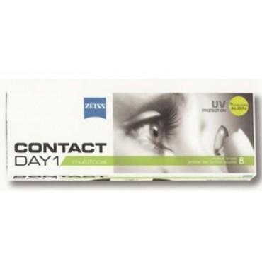 Contact Day 1 Multifocal (8) contactlenzen van www.interlenzen.nl