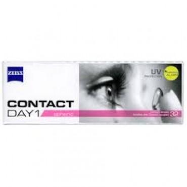 Contact Day 1 (32-pack) contactlenzen van www.interlenzen.nl
