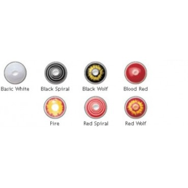 Crazy Lenses  contactlenzen van www.interlenzen.nl