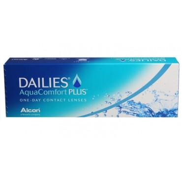 Dailies AquaComfort Plus (30)  contactlenzen van www.interlenzen.nl