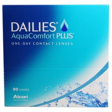 Dailies AquaComfort Plus (90) contactlenzen van www.interlenzen.nl