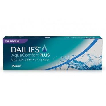 Dailies AquaComfort Plus Multifocal (30) contactlenzen van www.interlenzen.nl