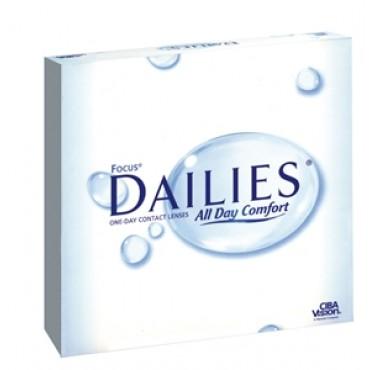 Focus Dailies (90) contactlenzen van www.interlenzen.nl
