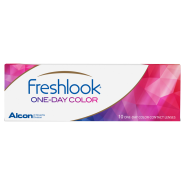 Freshlook One-Day Colors (Plano) (10) contactlenzen van www.interlenzen.nl