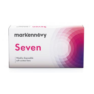 Markennovy Seven (12) contactlenzen van www.interlenzen.nl