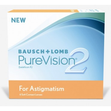 Purevision2 For Astigmatism (3) contactlenzen van www.interlenzen.nl