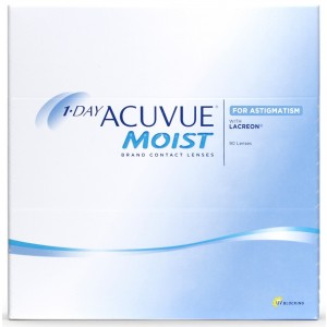 1-Day Acuvue Moist for Astigmatism 90-pack