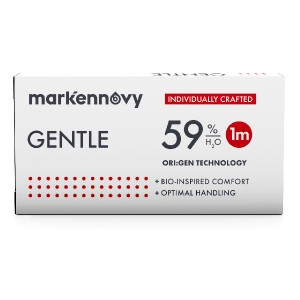 Gentle 59 Multifocal contact lenses 6-pack