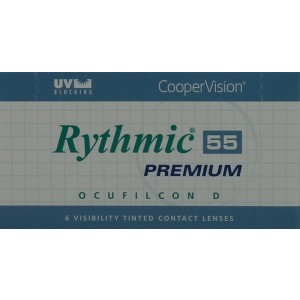 Rythmic 55 Premium UV contact lenses