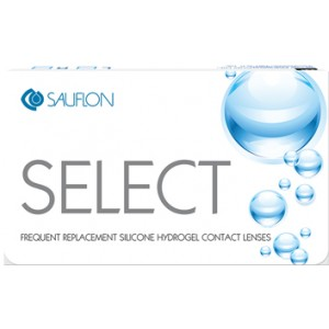 Sauflon SELECT contact lenses